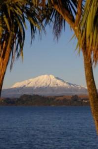 Lago Llanquihue, V. Calbuco from Puerto Vara